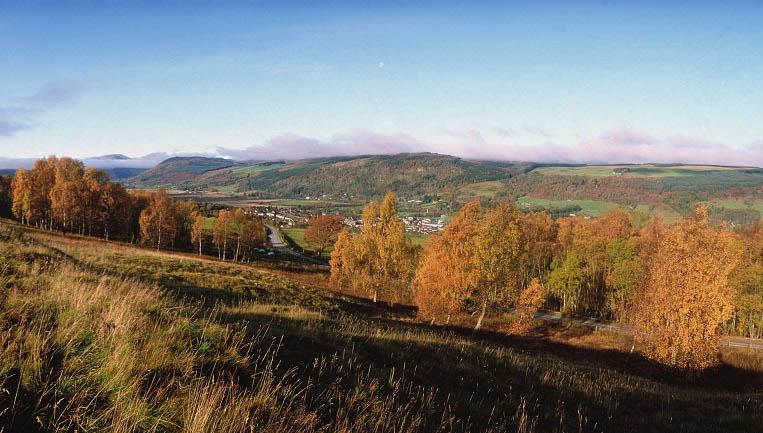 Aberfeldy - Perthshire