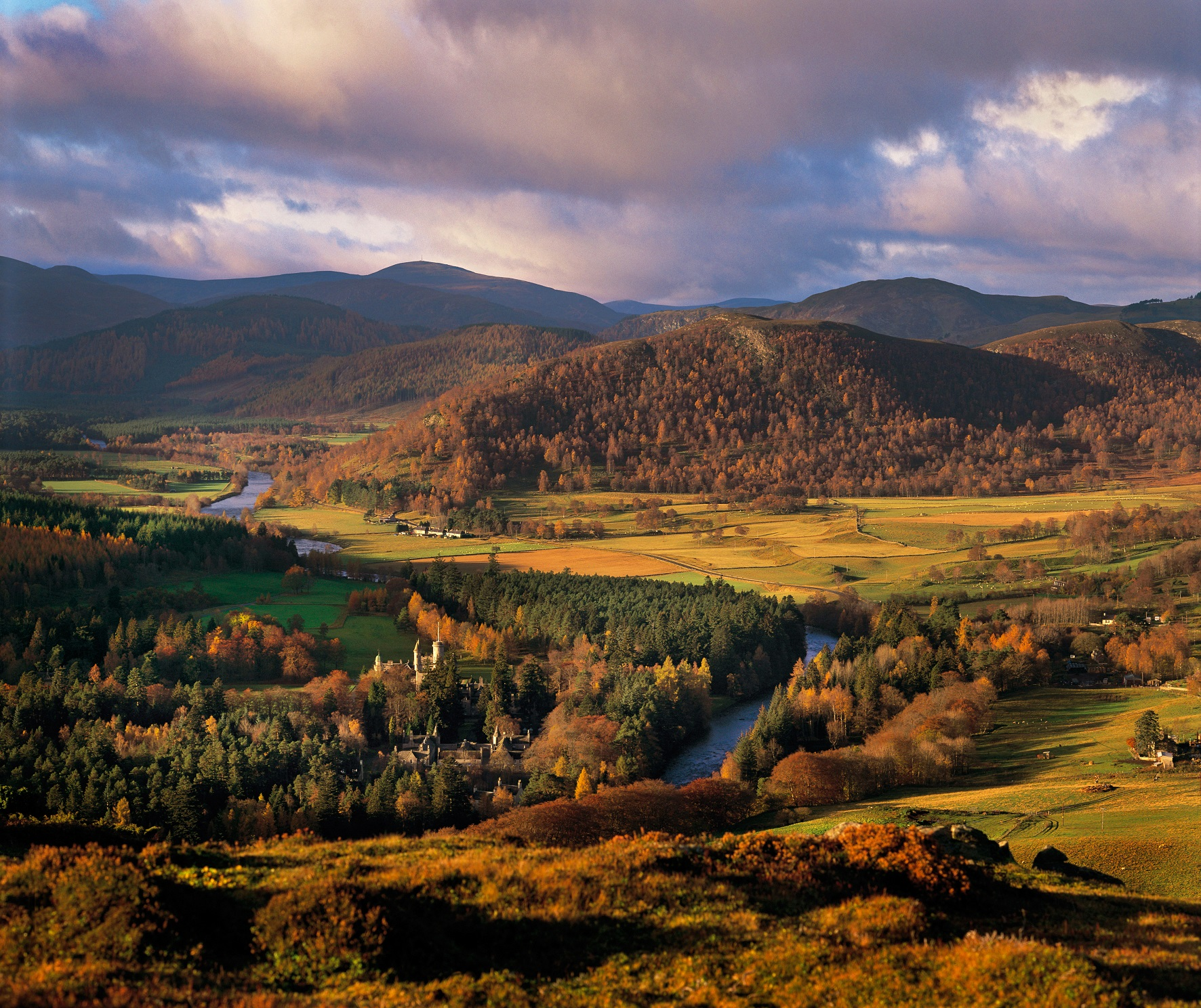 Dee Valley - Aberdeenshire