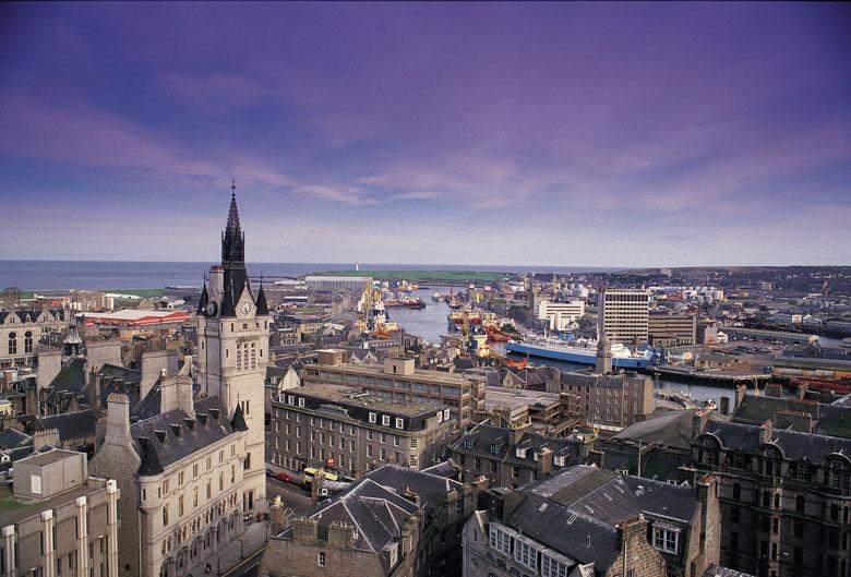 Aberdeen - Schotland