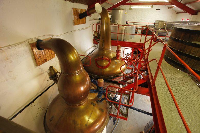 Edradour Whisky Distilleerderij