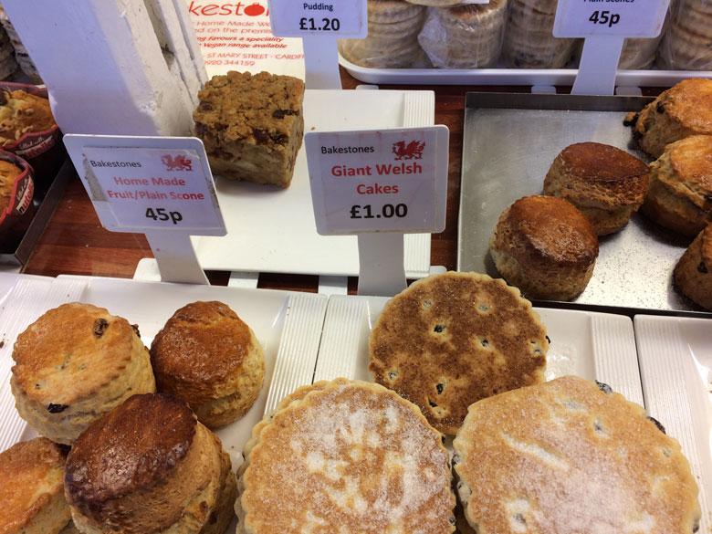 Welsh cakes - lekker!