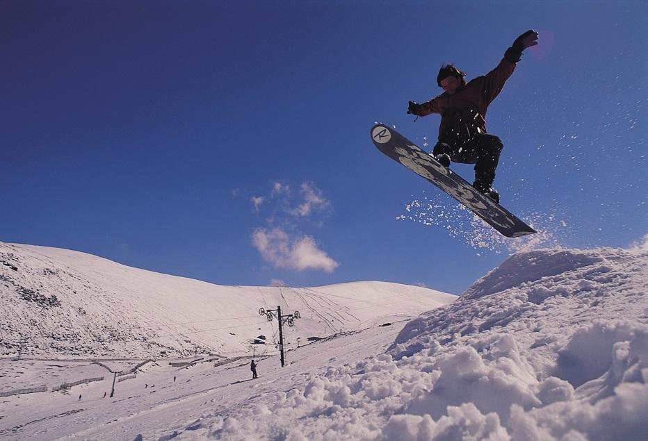 Skiën in de Cairngorms
