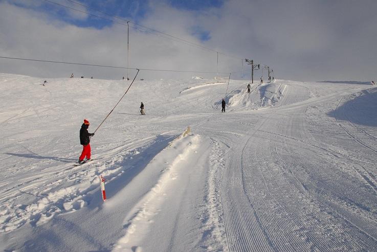 Wintersport Schotland - Yad Moss
