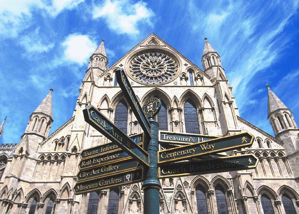 York bezienswaardigheden - Top 3